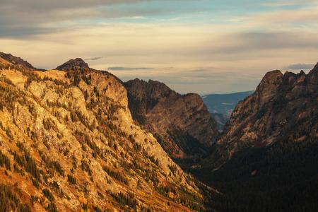wyoming: Grand Teton National Park Wyoming USA
