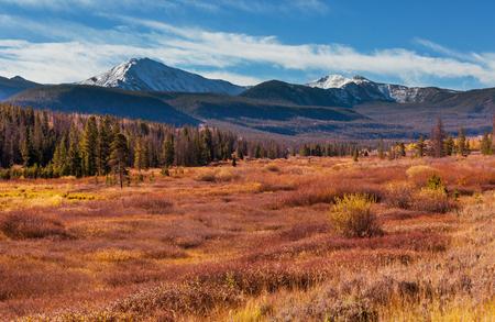 teton: Autumn in Grand Teton National Park Wyoming