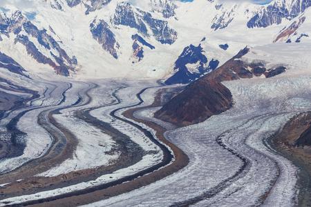 View from Donoho peak, Alaska Imagens - 43989513