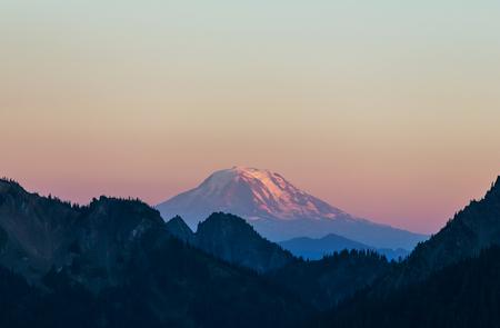 adams: Mt. Adams in Washington, USA