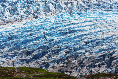 fjords: Exit Glacier, Kenai Fjords National Park, Seward, Alaska