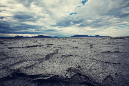 sal: Desierto de sal en Utan, Bonneville