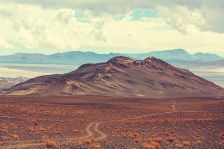 landscape stones: Landscapes of Northern Argentina Stock Photo
