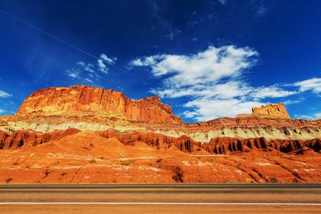 canyonlands national park: Canyonlands National Park Stock Photo