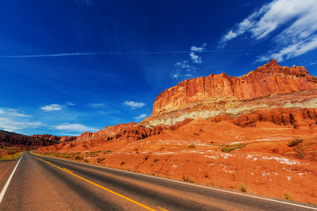 canyonlands: Canyonlands National Park Stock Photo