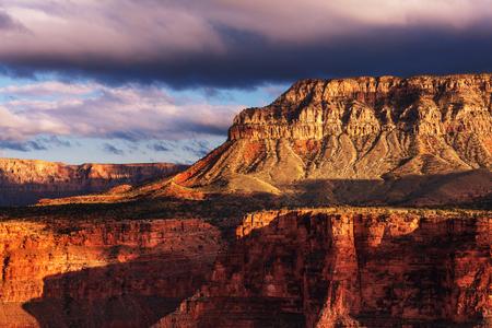 グランドキャニオン国立公園、アメリカ合衆国 写真素材