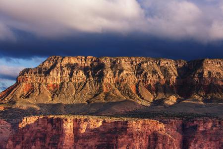 landscape stones: Grand Canyon landscapes Stock Photo
