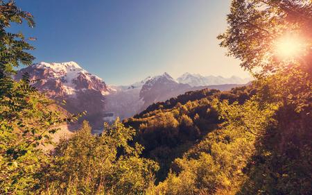 svaneti: High Svaneti mountains, Georgia