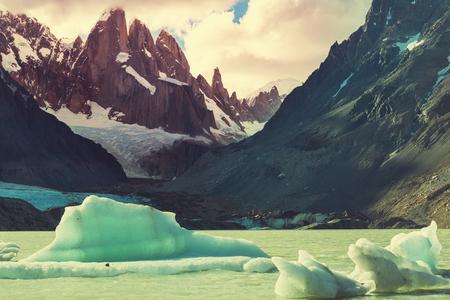 granite park: Cerro Torre in Argentina