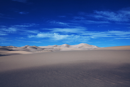 gobi desert: Gobi desert Stock Photo