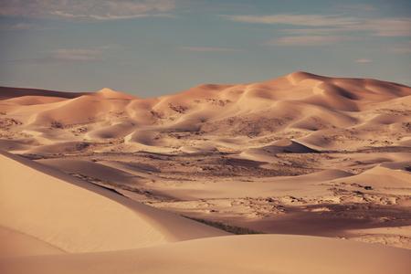 desierto de Gobi en Mongolia