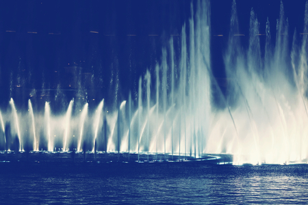 refreshed: Fountain Stock Photo