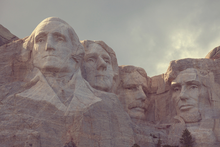 thomas stone: Mount Rushmore