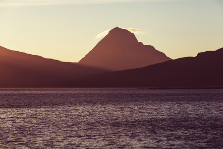rorbuer: Northern Norway landscapes