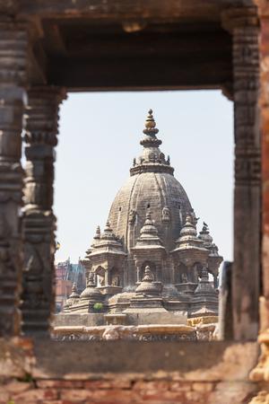 darbar: Patan Durbar Square in Kathmandu,Nepal Stock Photo