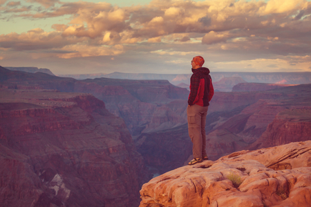 grand canyon national park: Hike in Grand Canyon National Park