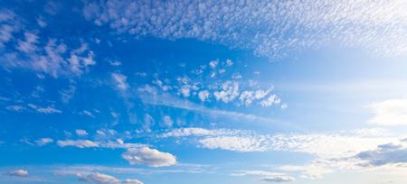 colourful sky: Peaceful sky