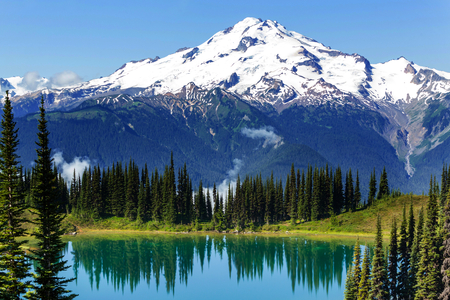 Mount Rainier national park, Washington