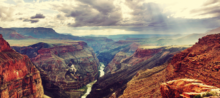 grand canyon national park: Picturesque landscapes of the Grand Canyon
