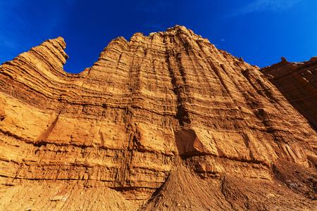 sedimentary: Capitol Reef National Park, Utah