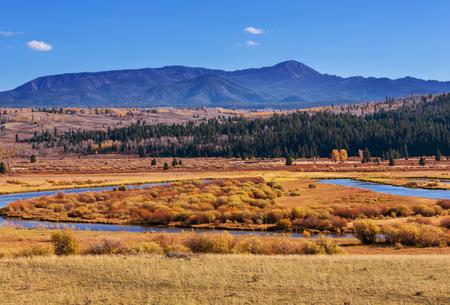 teton: Grand Teton National Park, Wyoming, USA. Instagram filter.