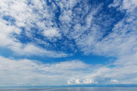 Beautiful seascape along Pacific coast of British Columbia, Canada, with rocky shoreline. Banco de Imagens
