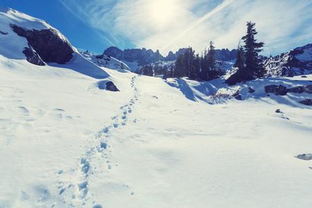 sierra nevada: Sierra Nevada mountains