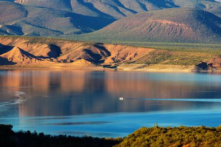 Arizona landscapes, USA Stock Photo