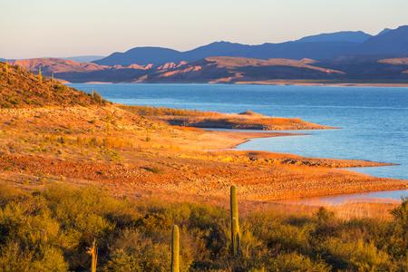 Arizona landscapes,USA Stock Photo