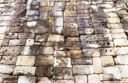 stonemason: Ancient pattern Stock Photo