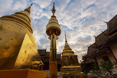trat: Temple in Thailand