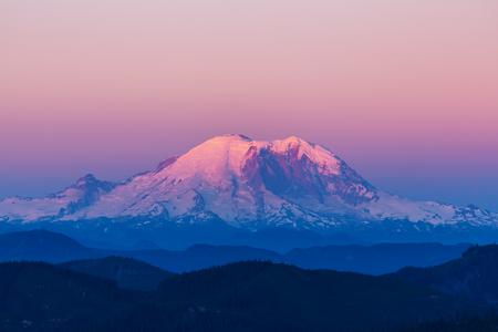 マウント ・ レーニエ国立公園、ワシントン州