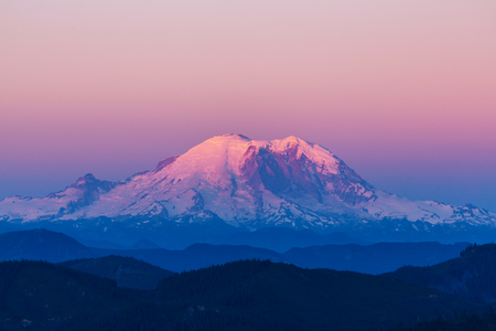 Mount Rainier national park, Washington Stock fotó - 80230818