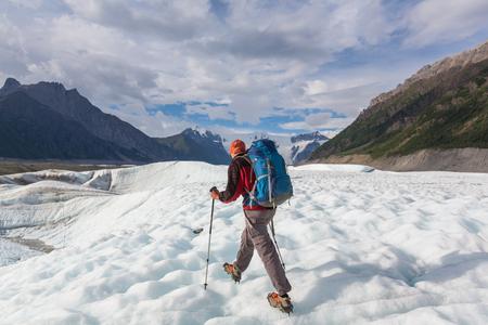 lejos: De excursión en Alaska en verano