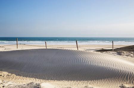 desert ecosystem: Deserted coastline landscapes in Pacific ocean, Peru, South America