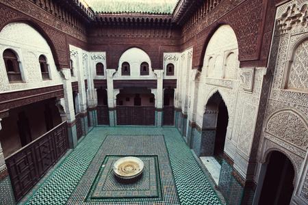 Bahia Palace, Marrakesh, Morocco