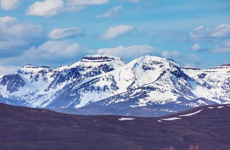 Grand Teton National Park, Wyoming, USA. Stock Photo
