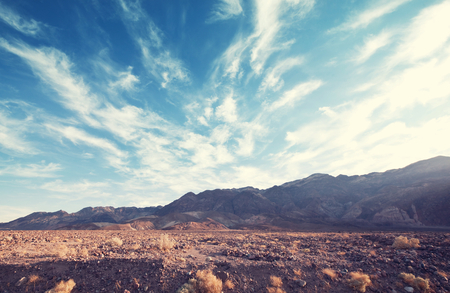 Death valley National Park, California Stock Photo