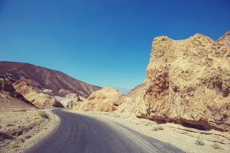 Death valley National Park, California Imagens