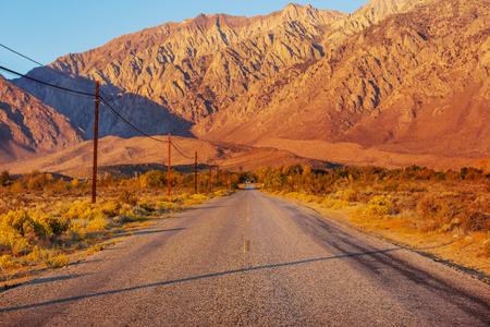 Sierra Nevada mountains Stock Photo - 111400950