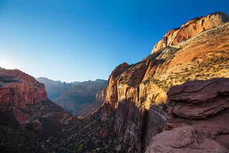 Zion National Park Imagens