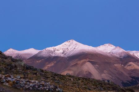 Park Narodowy Perito Moreno, Patagonia, Argentyna