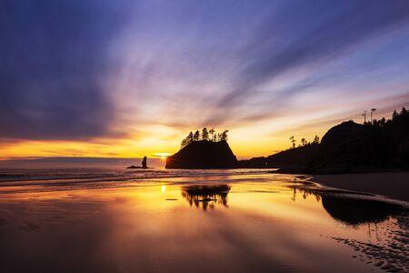 Scenic and rigorous Pacific coast