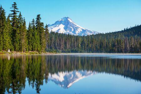 Mount. Hood in Oregon, USA