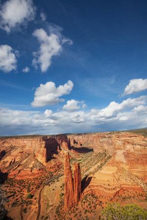 Canyon de Chelly in Arizona, USA