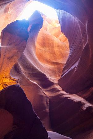 Antelope canyon near Page, Arizona, USA