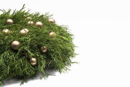 corona navidad: Corona de Navidad