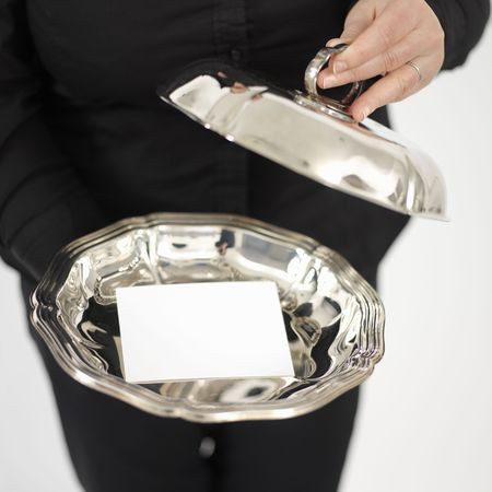 bring: silver plate