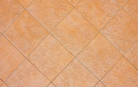 Terra Cotta tiles background (perfect for texturing)
