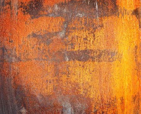oxidado: Textura de metal de Rusty Grunge  Foto de archivo